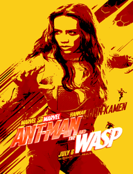 August Avengers #20.4 - Antman and the Wasp (2018) by JMK-Prime