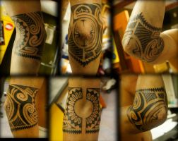 Polynesian elbow by strangeris