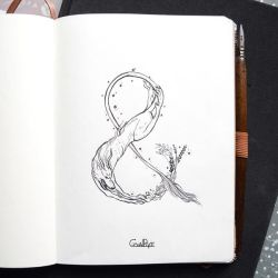 Ampersand and Beast by CoalRye