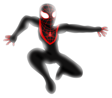 Ultimate Spider-Man by Nunkinz1000