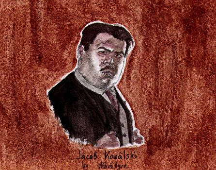 Jacob Kowalski by AyvazyanMara
