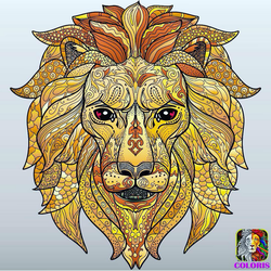 Lion Of God by EmeraldWarrioress
