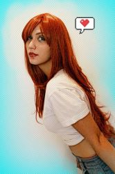 Mary Jane Watson Cosplay by Naru-Langley