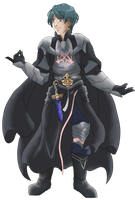 Byleth by Marth-the-Fabulous