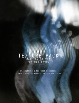 Pack of 8 textures | Winterowl by taxitoheaven