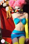 SDCC09 - Rockso's Dancer 01 by illiara