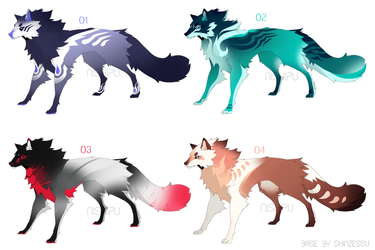 bork bork oh look its more dogs - open by Nishipu