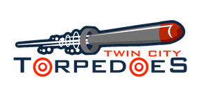 Twin City Torpedos Logo (Fictional Team) by Djray1985