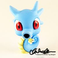 Horsea Pokemon Custom LPS