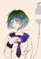 Earth-chan by Hizaki261
