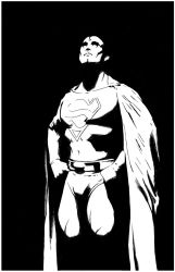 Superman: through the darkness by icarus0202