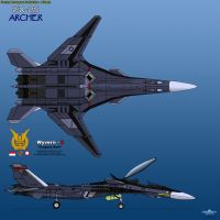 IFX-25 - Ventral and Canopy by haryopanji