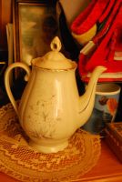 tea pot stock by Theshelfs