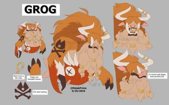 Grog by MalakPrime