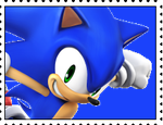 Sonic's Stamp by RalphAguilar462