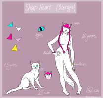 Sharp Heart ref [2] by Octraya