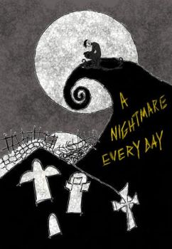 JTHM/The Nightmare Before Christmas by sinfullyfluffy