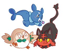 Starters by LordChatta