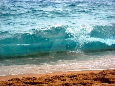 A Wave by Alice-Coal