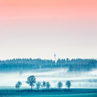 Morning Fog by Sigurd-Quast