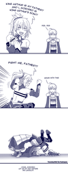Fate - The Pendragons #1 by yumekage