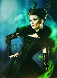 Maleficent by MOMOroxette