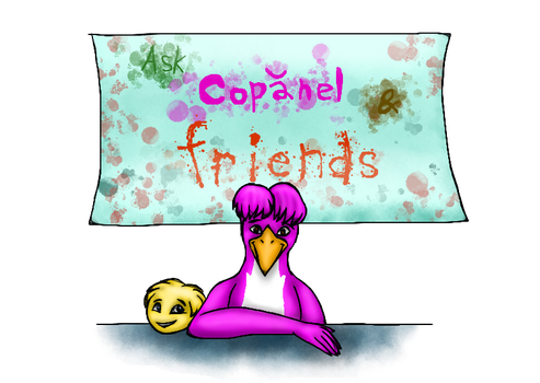 Ask Copanel and friends - open by Copanel-CP