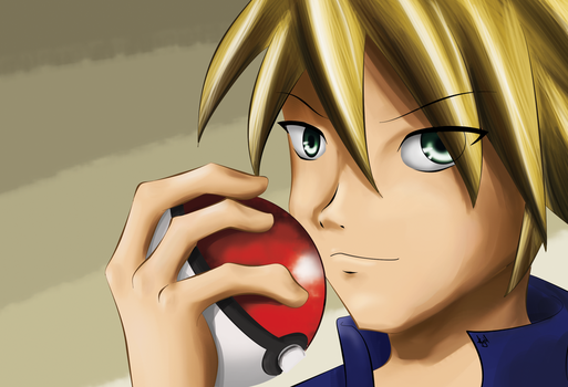 Trainer by URyousuke