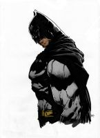 Batman by kanartist