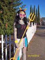 Feferi Cosplay Completed by Brixyfire
