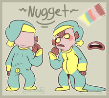 Nugget Ref by ClockworkMacabre