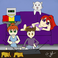 Max and Mill Cover (Series 1) by altimis