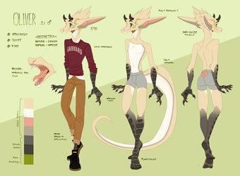 [REF] - Oliver 2018 by Sylthian
