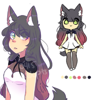 Kemonomimi Auction (CLOSED) by 0415-Adopts
