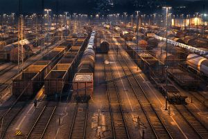 train depot by schnotte