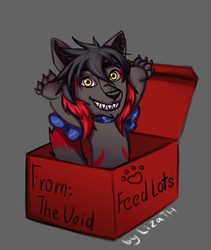 From: The Void by lizathehedgehog