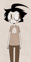 Sepia Dib by Invader-Madness