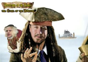 Pirates of the Thames - politics UK by gothicnexus