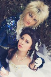 LABYRINTH: As the world falls down 3 by christie-cosplay