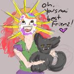 OH YOU'S MAI BEST FRIENZ by TheSylverLining