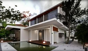 Hijauan House 3D by juliopires3d