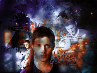 Dean Winchester - Kiss You by DarkFairy007