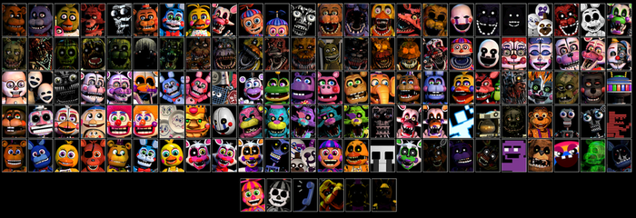 If i was the Scott Cawthon. by Leoking08
