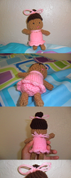 Baby Doll - Crochet by Lillmissthang