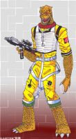 Bossk by VectorAttila