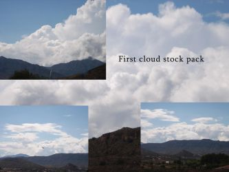 +1- Cloud Stock by rayizard