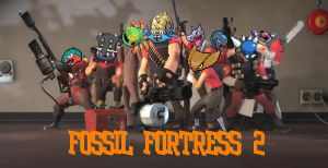Fossil Fortress 2 by Dynakirby63