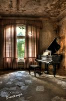 ... and the piano sounds like a memory III by Dioxenya