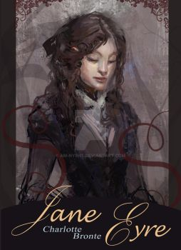 Jane Eyre Mock Cover by AM-Nyeht