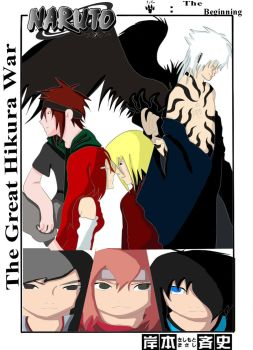 The Beginning colored by Yori-Rinzo-Shimize